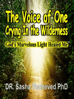 The Voice of One Crying In the Wilderness