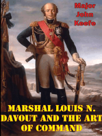 Marshal Louis N. Davout And The Art Of Command