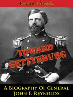 Towards Gettysburg