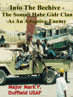 Into The Beehive - The Somali Habr Gidr Clan As An Adaptive Enemy