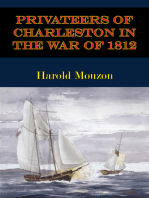 Privateers Of Charleston In The War Of 1812