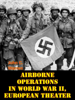 Airborne Operations In World War II, European Theater [Illustrated Edition]