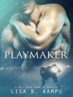 Playmaker, A Baltimore Banners Intermission Novella