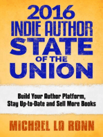2016 Indie Author State of the Union