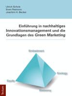 Einführung in nachhaltiges Innovationsmanagement und die Grundlagen des Green Marketing