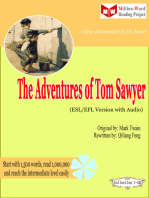 Adventures of Tom Sawyer (ESL/EFL Version)