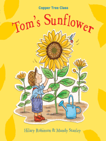 Tom's Sunflower: Helping Children Cope With Divorce and Family Breakup