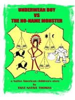 Underwear Boy vs The No-Name Monster (Warparty #3)