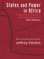 States and Power in Africa