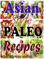 Asian Style Paleo Recipes