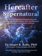 The Hereafter and Supernatural