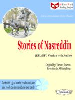 Stories of Nasreddin (ESL/EFL Version)