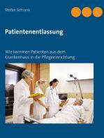 Patientenentlassung