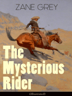 The Mysterious Rider (Illustrated)
