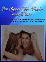 Sex Games for Newlyweds Part 1