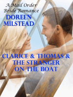 Clarice & Thomas & the Stranger On the Boat: A Mail Order Bride Romance