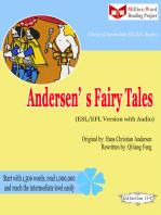 Andersen's Fairy Tales (ESL/EFL Version)