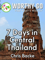 7 Days in Central Thailand