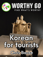 Korean for Tourists