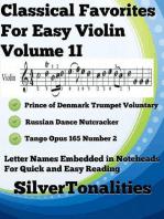Classical Favorites for Easy Violin Volume 1 I