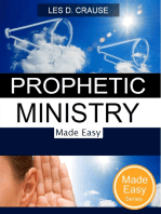 Prophetic Ministry Made Easy
