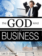 The God Kind of Business