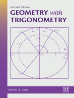 Geometry with Trigonometry