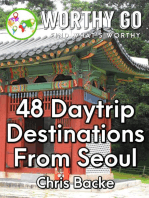 51 Daytrip Destinations from Seoul