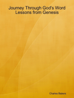Journey Through God's Word - Lessons from Genesis