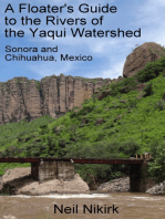 A Floater's Guide to the Rivers of the Yaqui Watershed