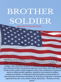 """""""Brother Soldier Banned From NJ.Com"""""""