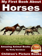 My First Book about Horses