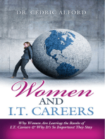 Women and I.T. Careers