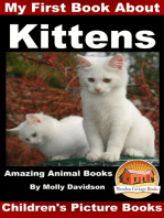 My First Book about Kittens