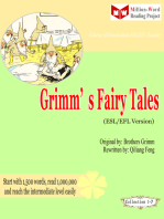 Grimm's Fairy Tales (ESL/EFL Version)