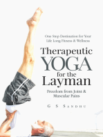 Therapeutic Yoga for the Layman