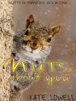 Nuts About You (Nutty Romances, #1)