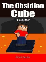 The Obsidian Cube Trilogy
