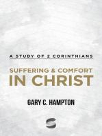 Suffering & Comfort in Christ