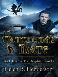 Hatchling's Mate (Dragshi Chronicles, #3)