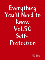 Everything You'll Need to Know Vol.50 Self-Protection