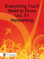 Everything You'll Need to Know Vol. 51 Networking