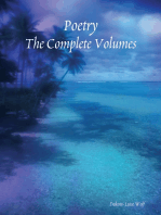 Poetry - The Complete Volumes