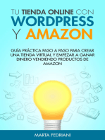 Tu tienda online con Wordpress y Amazon