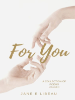 For You. A Collection of Poems, Volume II