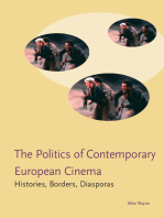Politics of Contemporary European Cinema