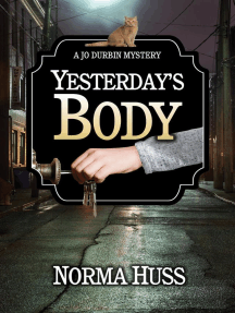 Yesterday's Body: Jo Durbin Mysteries, #1