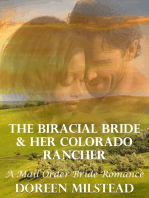 The Biracial Bride & Her Colorado Rancher