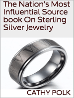 The Nation's Most Influential Source Book On Sterling Silver Jewelry