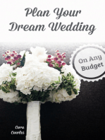 Plan Your Dream Wedding On Any Budget